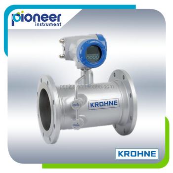 Krohne Optisonic7300 Ultrasonic Gas Flow Meter - Buy  Optisonic7300,Ultrasonic Gas Flow Meter,Krohne Product on Alibaba com