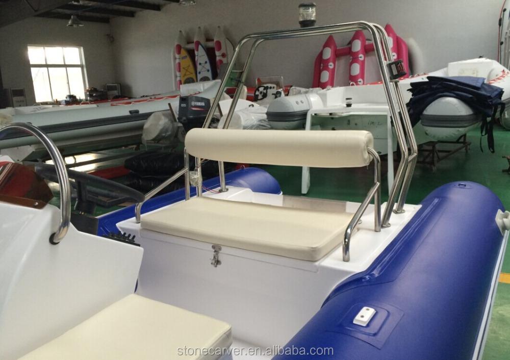 Rilaxy 16ft 4 8m Rib Boat Rib480d 2015 Popular Double