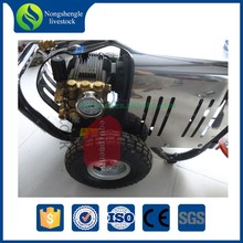 Cold water cleaning commercial pressure washing machine