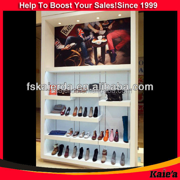 Guangdong Retail Point Of Sale Shoes Display Stand
