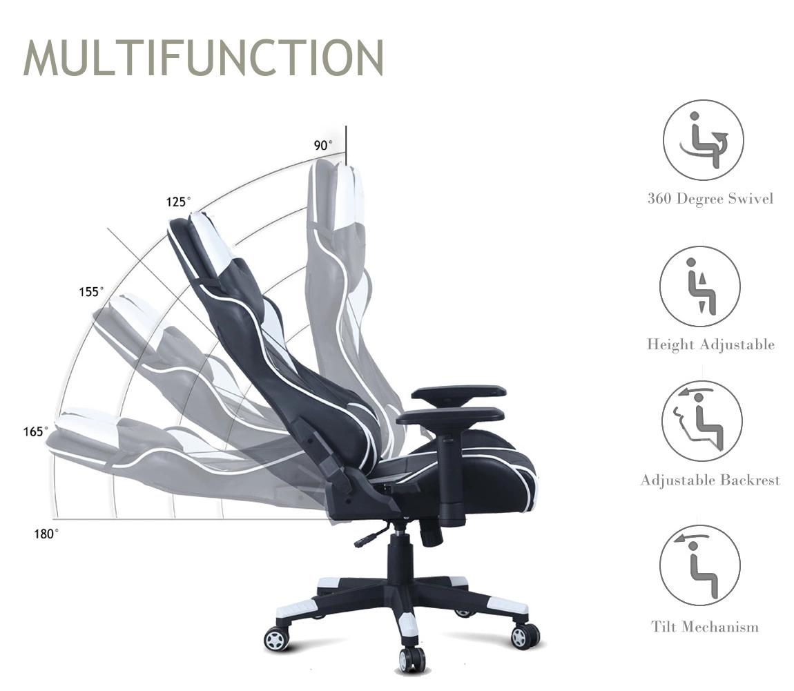 Y-2623 computadora al por mayor silla para juegos silla de carreras para gamer