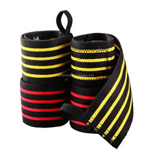 Cotton Made Weight lifting Wrist Wraps/wrist support
