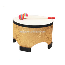 Fashion <span class=keywords><strong>gift</strong></span> voor baby/kinderen <span class=keywords><strong>China</strong></span> Groothandel baby speelgoed Orff percussie houten vloer bijdraaien drum