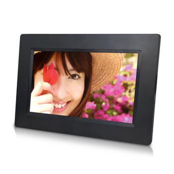 Black 7 Inch Digital Photo Frame For Sale - Buy Digital Photo Frame ...