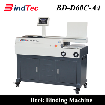 BD-D60C-A4 Automatic Home Book Binding Machine