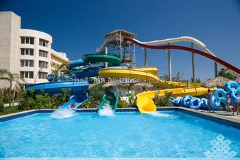Hotel Swimming Pool Water Slide Water Park Buy Supply