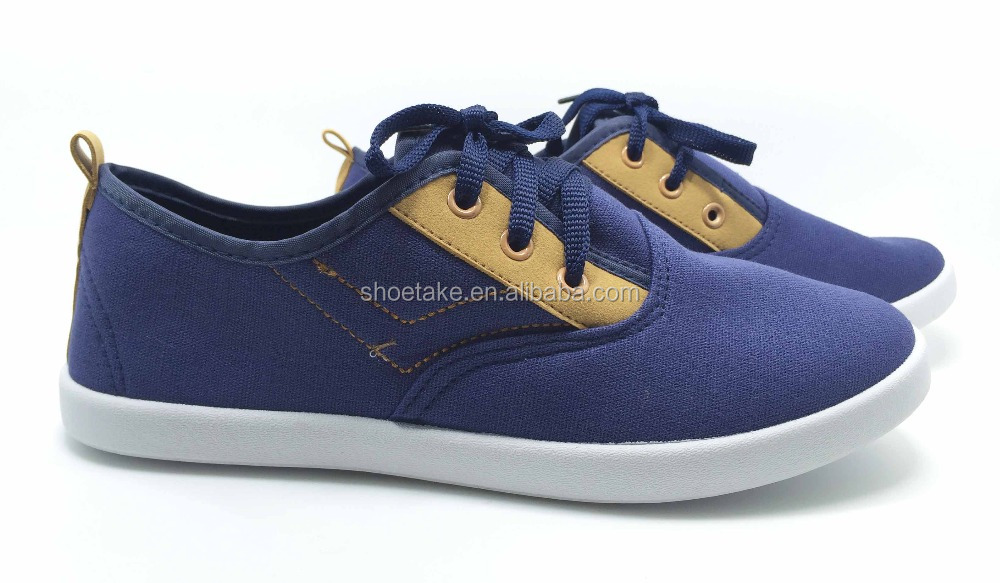 Mens Casual Canvas Shoes 2017 Injection PVC Shoes