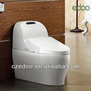 High Grade USA New Bathroom Designsn 1280 Temperature Ceramic Intelligent Closet Sanitary Ware