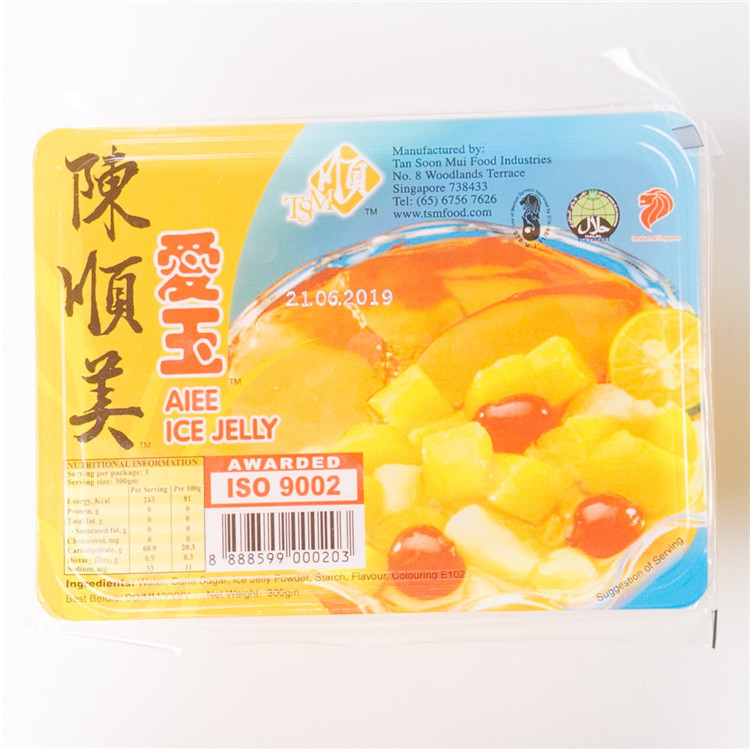 Singapore Food Suppliers Aiee Ice Jelly 300gm