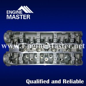 L34 T20SED Engine Cylinder Head 93333314 For Opel 2.0L