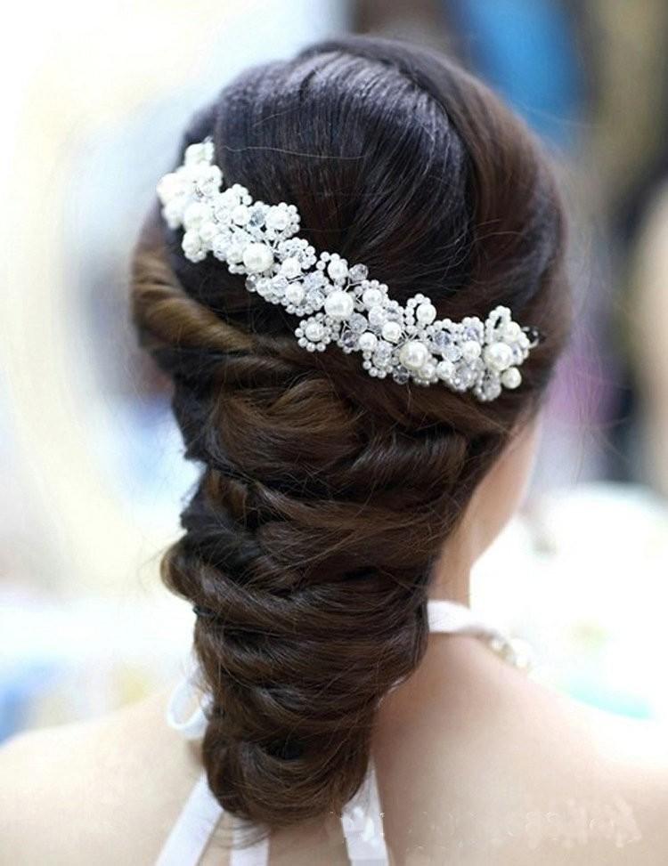 New Fashion Handmade Wedding Hair Accessories Jewelry