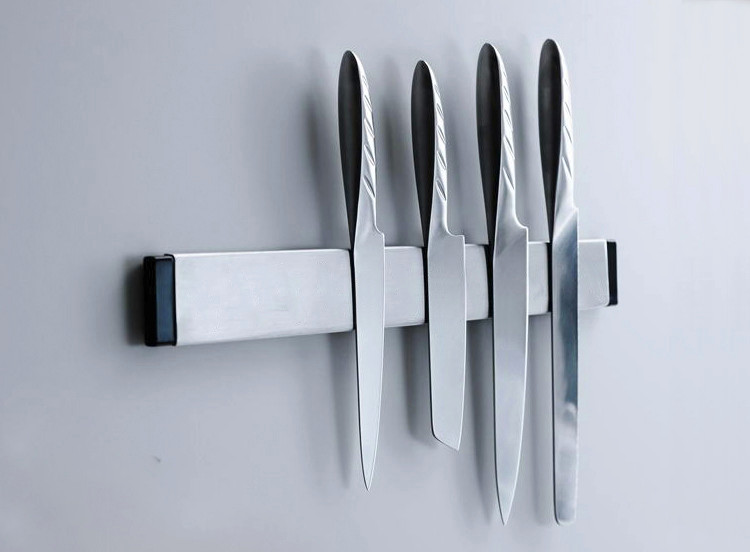 Accueil Décoration Hotsale Bonne Qualité En Boisinoxydable - Porte couteaux