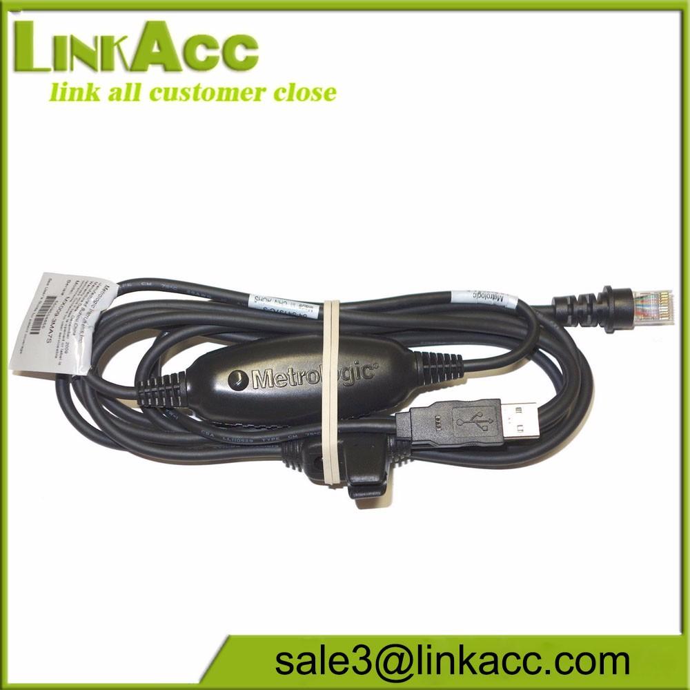 Metrologic MX009 Universal USB Converter Cable MS9520 MS9540 MS7120 MS3580