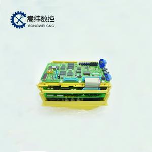 FANUC Spare Parts power amplifier unit A06B-6064-H303 original 3 month  warranty