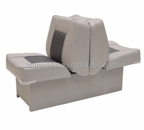 Awesome Custom Gray Charcoal Back To Back Boat Lounge Recliner Seat Chair Single For Boat Ship Marine Buy Double Seat Recliner Chair Folding Recliner Lounge Creativecarmelina Interior Chair Design Creativecarmelinacom