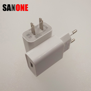 2019 Mobile Accessories Phone Home 5V 2.1A Quick Charge Usb Wall Charger Manufacturers Wholesales