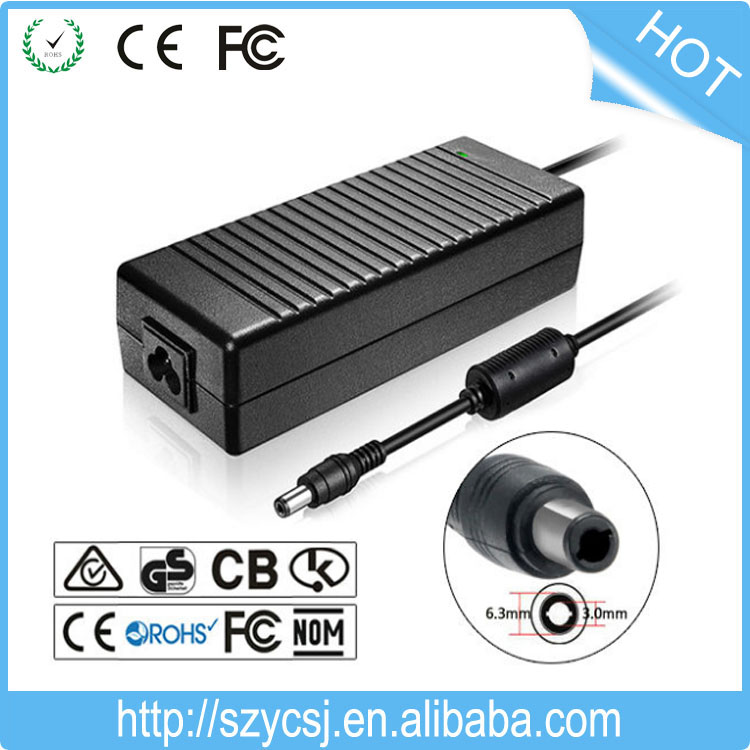 AC Adapter/Power Supply/Charger For Toshiba PA3336U 19V 6.3A 6.3*3.0mm 120W