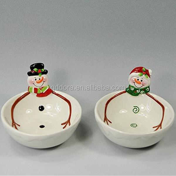 Ceramic Hand Made Christmas Bowl For Kids - Buy Ceramic Hand Made ...