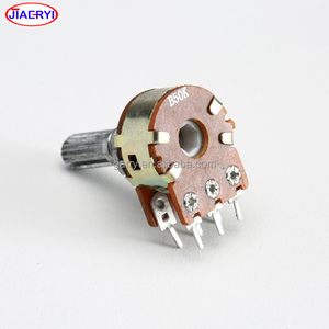High quality The rotary switch potentiometer