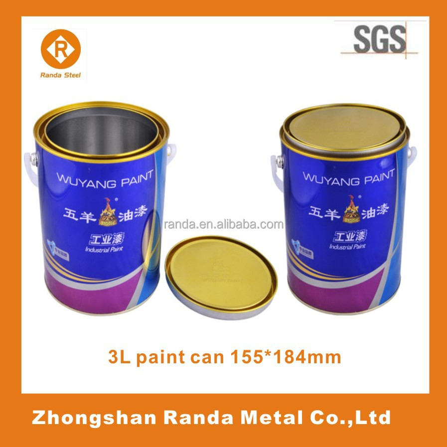 Where To Buy Small Empty Paint Cans