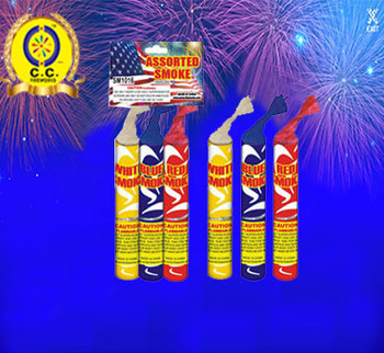 Cc1305 Daytime Smoke Wholesale Fireworks Color Smoke Fountain Fireworks  Shells For Sale - Buy Fountain Fireworks,Wholesale Fireworks,Daytime  Fireworks