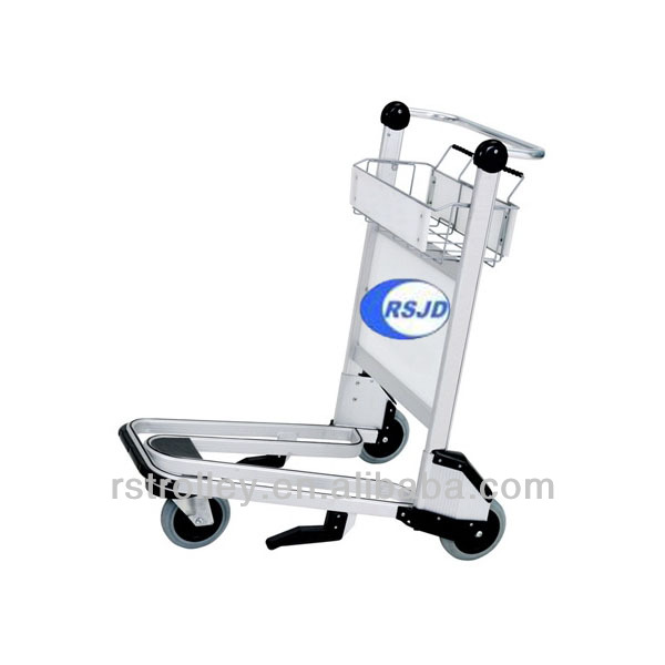 Buy Airport luggage passenger portable hand cart in China on ...