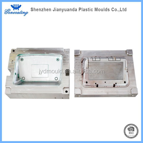 OEM/ODM Custom Plastic Injection Mould manufacture / Vehicle Mould