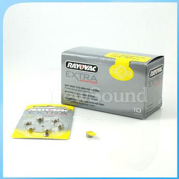 Hearing Aids A10 13 312 675 Zinc Air Battery