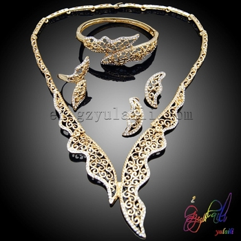 Jewelry Sets Dubai Custom Jewelry Set Artificial Jewelry Set Plated