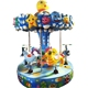 6 Seats Angel Carousel For Theme Park/ Kids Ride Carousel Mini Carousel Ride