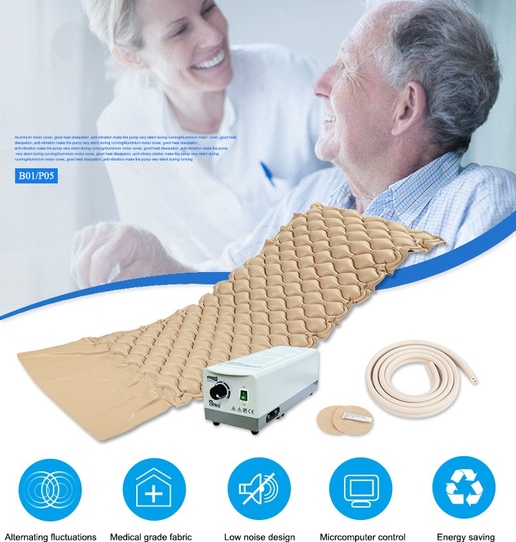 medical air mattress anti decubitus mattress for hospital bed