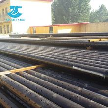 Slotted Screen Casing Pipes Perforated Spiral Welded Tube