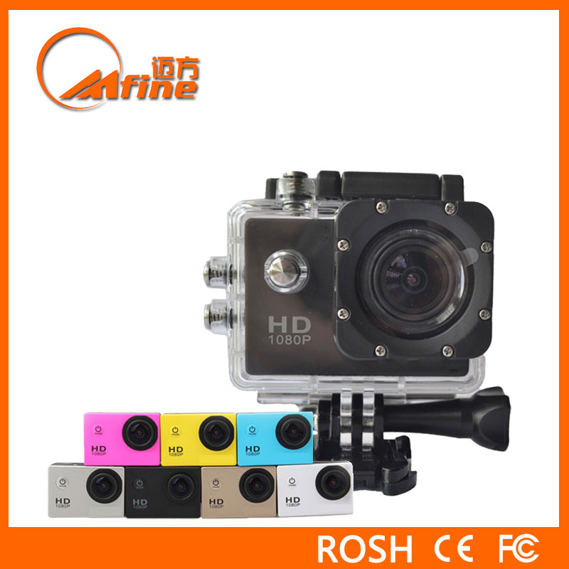 2.7inch 140 Degree 1080P GS8000L Car Camera