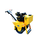 Walk-behind Single Drum Manual Vibro road Roller