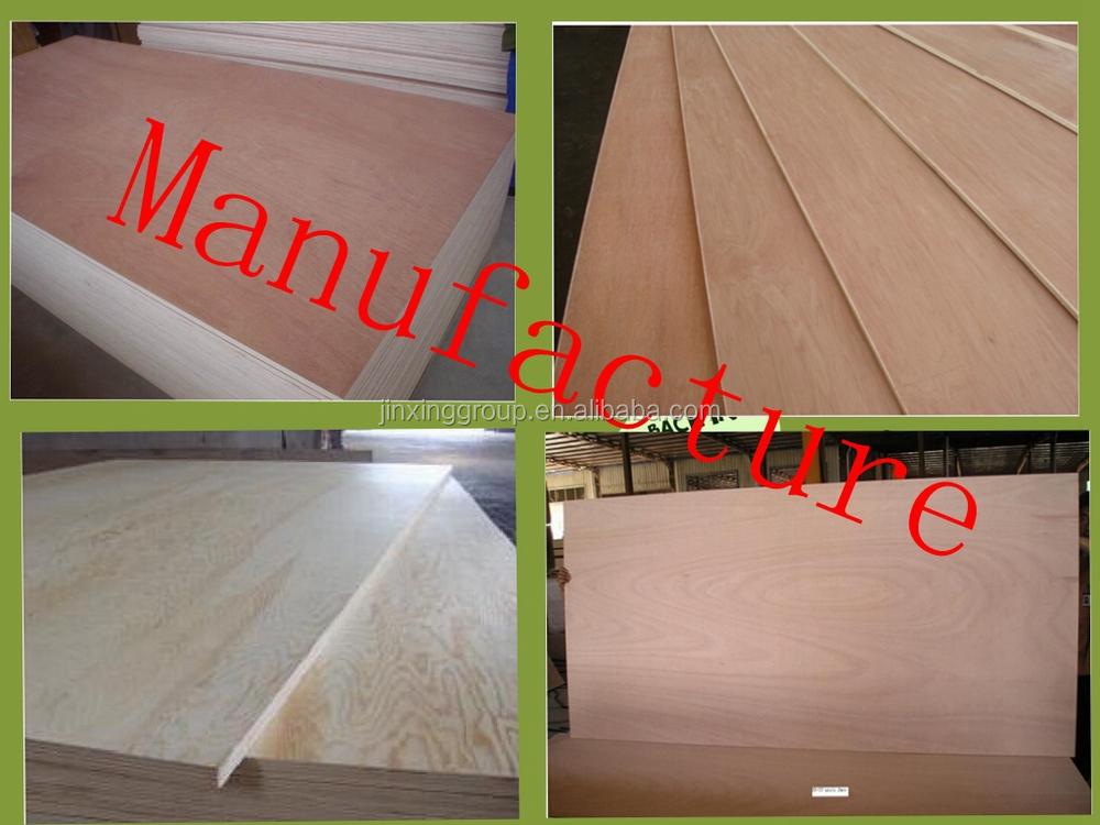 Shandong Furniture GradeNew Zealand Pine Plywood For Furniture