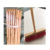 China factory supply best price 120*2.2cm stick broom wood
