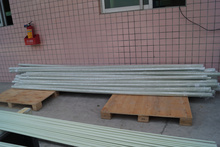 Solid Fiberglass Rods For Sale (Factory Price) use for sailer