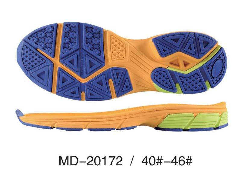 Latest Men Sports Shoe Sole Design Eva Pattern Shoe Soles For ...