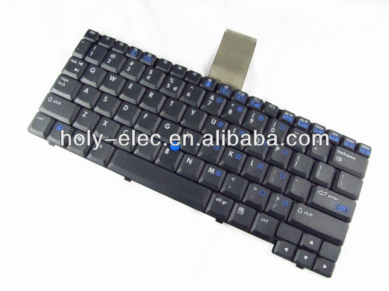 Brand New US laptop keyboard for HP COMPAQ NC4200 NC4400 TC4200 TC4400 Series(LK-HPnc4200)