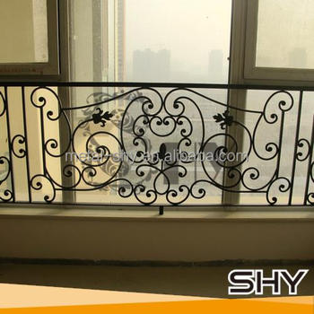 Decorative wrought iron security window grill design buy decorative iron grill steel window - Decorative window grills ...