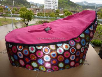 Two Tops Convertible Baby Bean Bag Kids Seat 2 In 1 Multifunction Beanbag