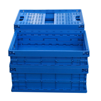 Hot Sale Solid Customized Folding Injection Plastic Basket for multifunction box