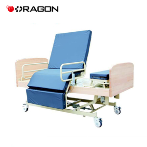 DW-NB01A/B Health care medical elderly rotating nursing bed