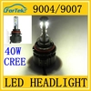 Manufacturer Wholesale high power 30W car accessories light LED HEADLIGHT auto accessory