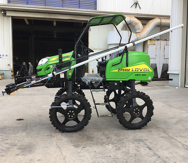 ZP9500 Model agricultural pesticide spraying machine sprayer