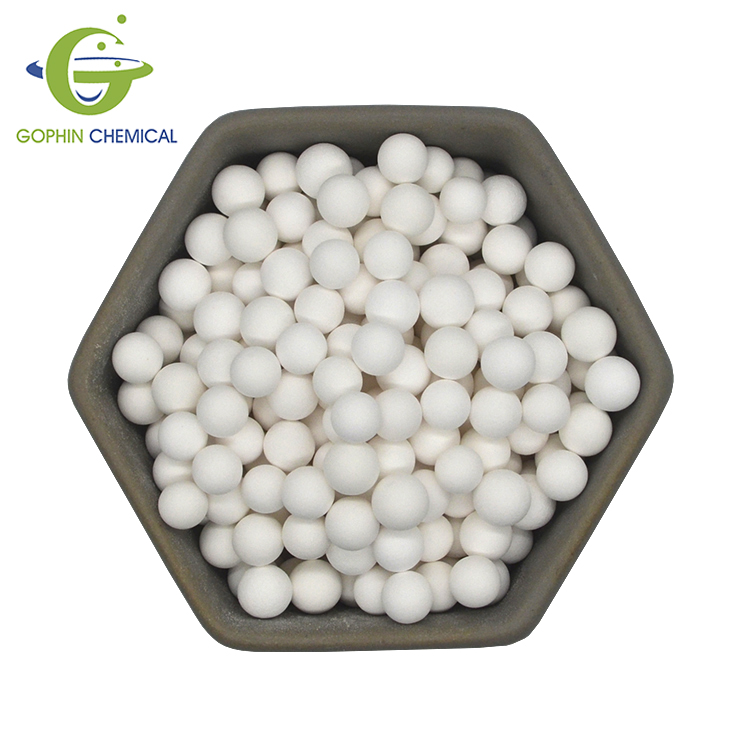Industrials Activated Alumina Al2o3 Catalyst Iron Oxide for Sale