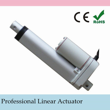 30mm stroke smallest linear actuator with hall effect for Linear motor hall sensor