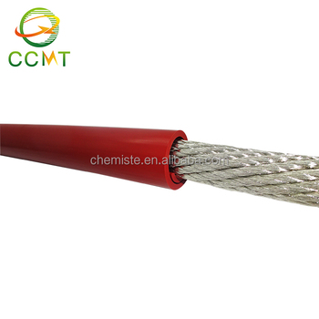 Simple and quick installation high voltage silicone split line cover cable sleeve