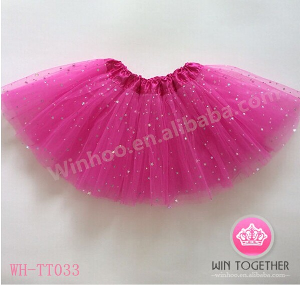 bad82e8ad Petticoat soft tulle skirts party dress pink sparkle dress princess tutu  skirt