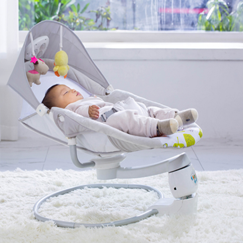 Excellent 2017 Electric Cradle Bed Shaking Bed Dq Cradle Automatic Rocking Chair Smart Coax Baby Sleeping Bed View Baby Sleeping Bed Arya Product Details From Machost Co Dining Chair Design Ideas Machostcouk